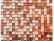 Мозаика стеклянная Interio Room Стеклянная мозаика в Уфе входит в число самых популярных способов облицовки стен. И это не удивительно, ведь она облад, Казань - Отделочные материалы