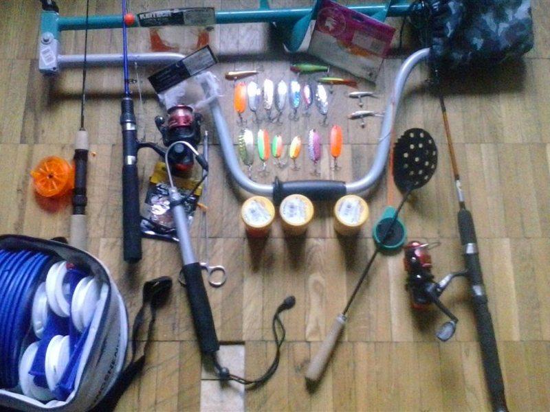 куплю бу рыболовные снасти в украине