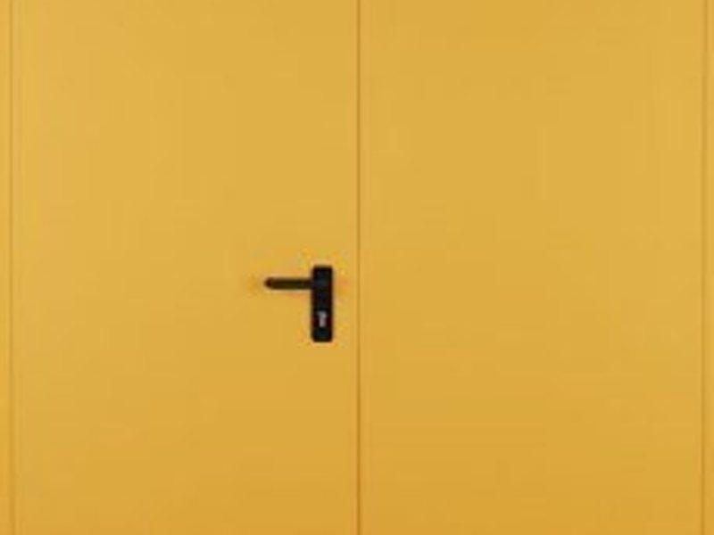 двери двупольные металлические москва