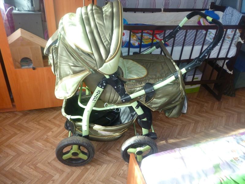 Набережные челны: продам коляску для девочки продам коляску, б/у , пользовались 3