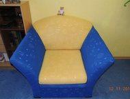 Нефтеюганск: Диван-кровать и кресло-кровать Диван и кресло раскладываются вперед. Состояние хорошее. Вид на Фото.