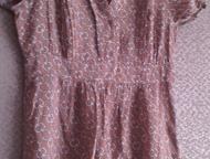 продажа Туника цвет сливочный шоколад, с завышенной талией, можно носить с тонким пояском, раз 40-42, Нижний Тагил - Детская одежда