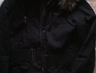 продажа Молодежная парка, с капюшоном, на поясе с защелкой. Раз. 44-46. Торг., Нижний Тагил - Детская одежда