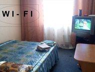 Однокомнатная квартира Однокомнатная квартира в центральном районе, в квартире иметься 2-х спальная кровать, диван, кресло, стиральная машина, холодил, Новокузнецк - Снять жилье
