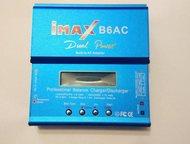 Зарядное устройство Imax B6AC Универсальное зарядное устройство, заряжает все типы аккумуляторов!   Imax B6AC с встроенным блоком питания, пересыл куд, Новомосковск - Бытовая техника и электроника - разное