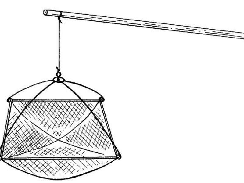Рыболовные пауки подъемники 2х2