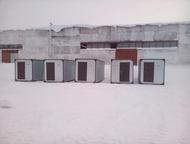 Блок бытовки Продам блок бытовки в п. Пуровск, 6х2, 4, утепление 100 мм. Изготовление по размерам заказчика., Новый Уренгой - Недвижимость - разное