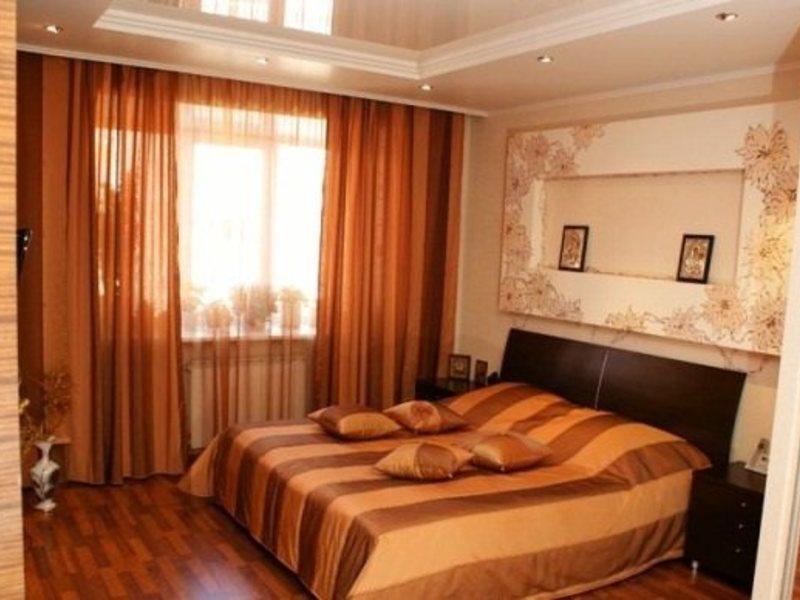 Дизайн спальни в обычной квартире