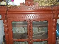 Продам старинный шкаф продам старинный шкаф для реставрации., Оренбург - Антиквариат, предметы искусства