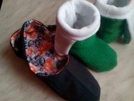 Прокопьевск: Продам изделия из флиса Изделия из флиса. Подушки, буквы-подушки, тапочки, шарфики.