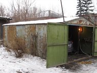 Продам гараж Продам металлический разборный гараж. Гараж легко перевезти в разборном состоянии. Легко Собрать., Бийск - Гаражи, стоянки