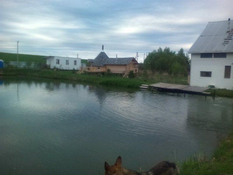 рыбалка в можайске с домиками