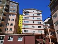 Квартира в Хосте Продается квартира с документами в сданном доме! Внутри два окна, ввод коммуникаций. Жилой комплекс граничит с нац. парком, вокруг зе, Сочи - Продажа квартир