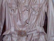 Продам ветровку Продается ветровка в отличном состоянии размер 44-46 бежевая, Сызрань - Женская одежда