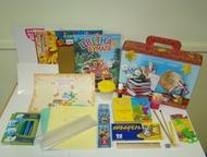 Тюмень: наборы для выпускников детского сада (подарок первоклассника) Компания Карнавал подарков предлагает Вам набор первоклассника,   который содержит тольк
