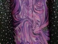 Шарфы, палантины, парео из натурального шёлка Продаются:шарфы, палантины, парео из натурального 100%-го туалевого шёлка.   (туаль- тончайший шёлк высш, Тула - Аксессуары