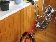 Продам велосипед Продам велосипед. Б.у. не долго. Состояние отличное. В наличие имеются зеркала. 6 скоростей. Торг уместен, Ульяновск - Купить велосипед