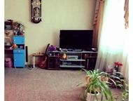 Ульяновск: Продам 3-х комнатную квартиру Продам 3-х комнатную квартиру на 1 этаже 1-этажного кирпичного дома В хорошем состоянии, с частичной мебелью ( кух. гарн