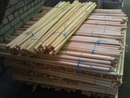 Предлагаем Нагель Компания Пилорама «Лидер» рекомендует Вам использовать для крепежа, в процессе строительства деревянных сооружений, нагеля деревянны, Владивосток - Строительные материалы
