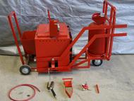 Ручной заливщик швов РЗШ-01 Продается ручной заливщик швов РЗШ-01 – портативный, передвижной ручной заливщик швов битумом и битумными мастиками.   Зал, Владивосток - Разное