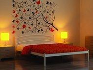 Кровать Эко + в Златоусте Кровать Эко +  Визуальная легкость и плавность линий кровати внесут свою изюминку в оформление интерьера спальной комнаты.  , Златоуст - Мебель для спальни